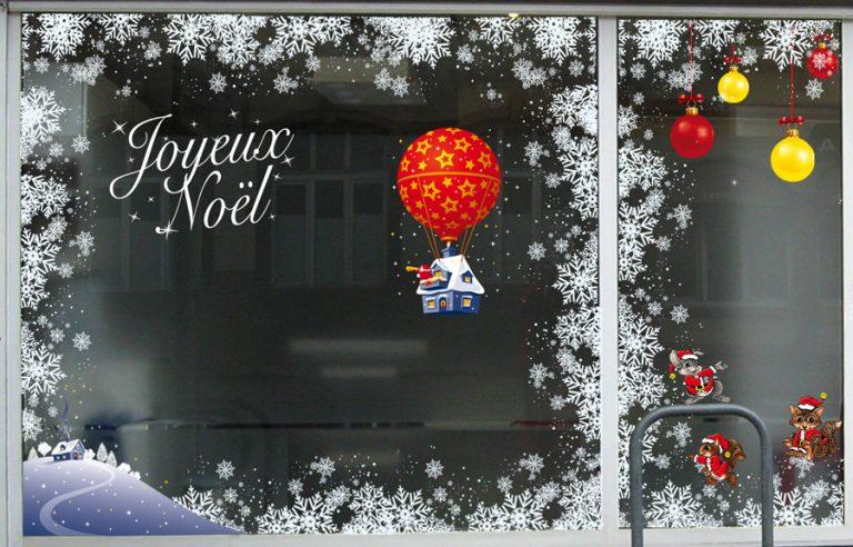 photo deco stickers vitre