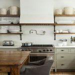Déco murale cuisine vintage