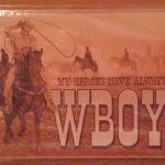Décoration murale western