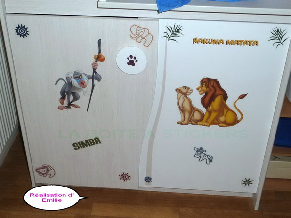 photo stickers muraux 2cv