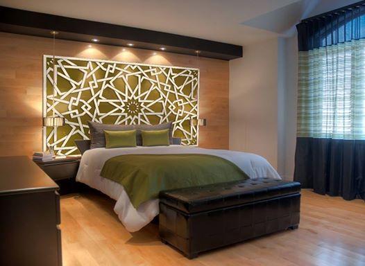 d co murale orientale. Black Bedroom Furniture Sets. Home Design Ideas