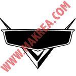 Stickers muraux cars 2