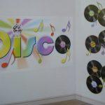 Décoration murale annee 70