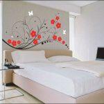 Décoration murale d'une chambre