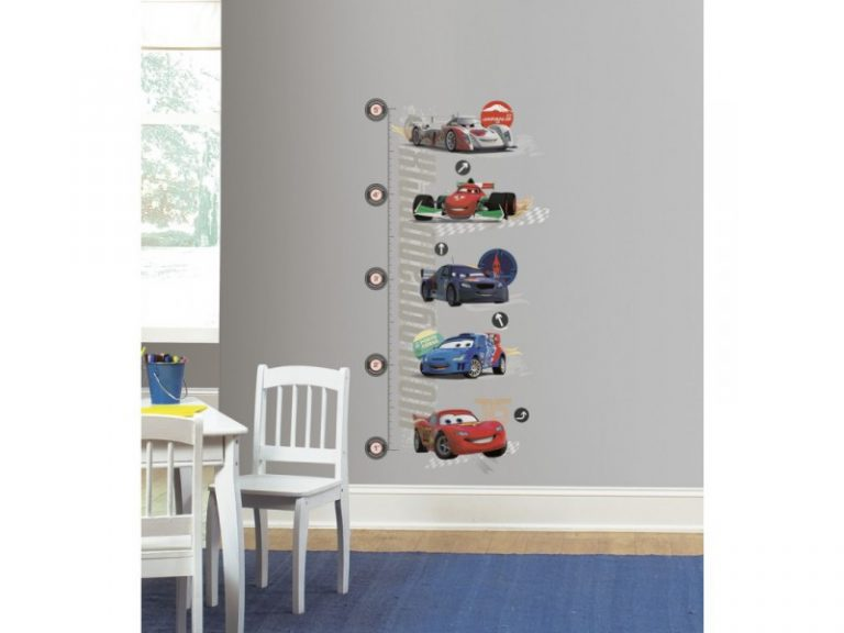photo stickers muraux cars 2