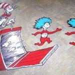 Stickers muraux handball