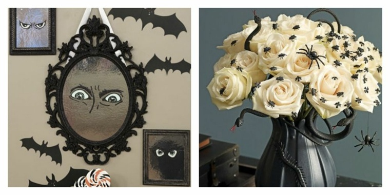 Belle d co murale halloween for Decoration murale halloween