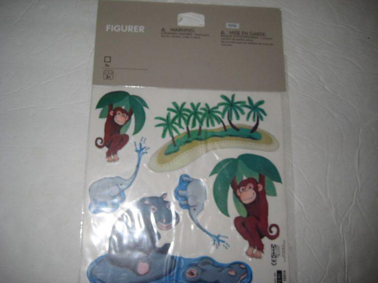 photo stickers muraux ikea
