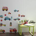 Stickers muraux chambre