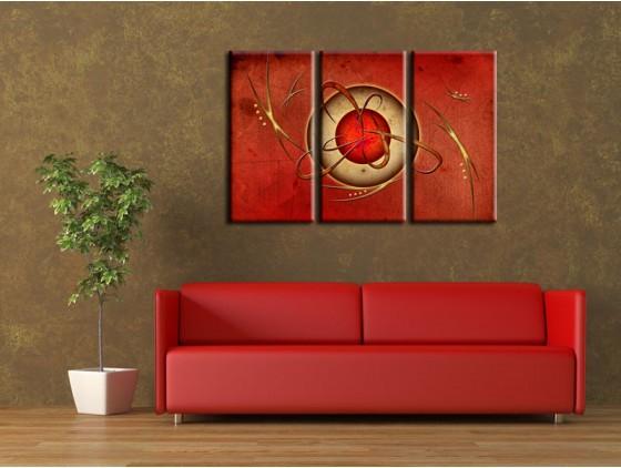 d coration murale toile imprim e. Black Bedroom Furniture Sets. Home Design Ideas