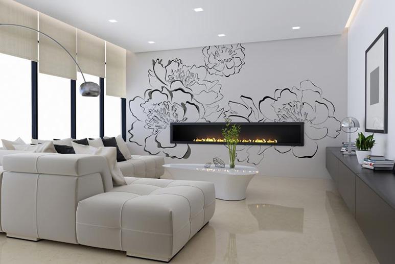 exemple d coration murale alinea. Black Bedroom Furniture Sets. Home Design Ideas