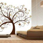Déco murale arbre