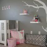 Déco murale chambre fille