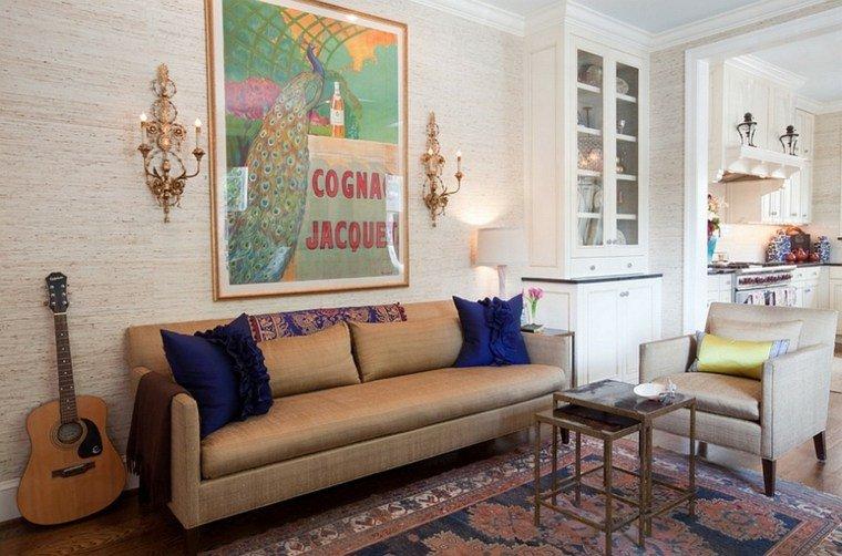 id e d co murale vintage. Black Bedroom Furniture Sets. Home Design Ideas