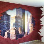 Décoration murale autocollante