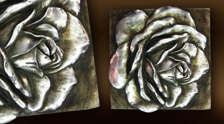 photo décoration murale rose