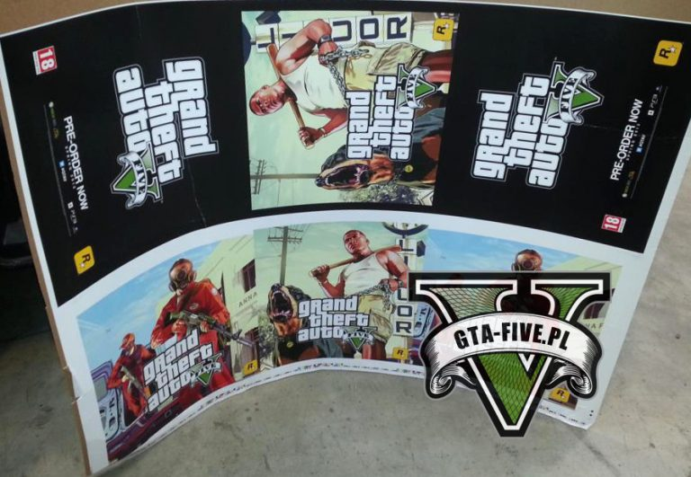 photo stickers muraux gta 5