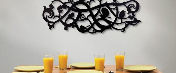 photo décoration murale design