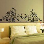 Déco murale arabesque bois