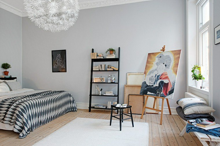 d cor d coration murale scandinave. Black Bedroom Furniture Sets. Home Design Ideas