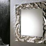 Décoration murale miroir