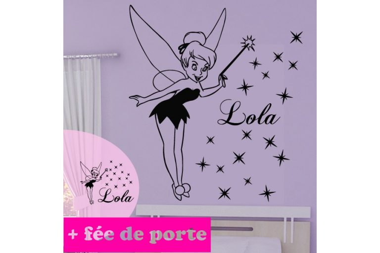 photo stickers deco de porte