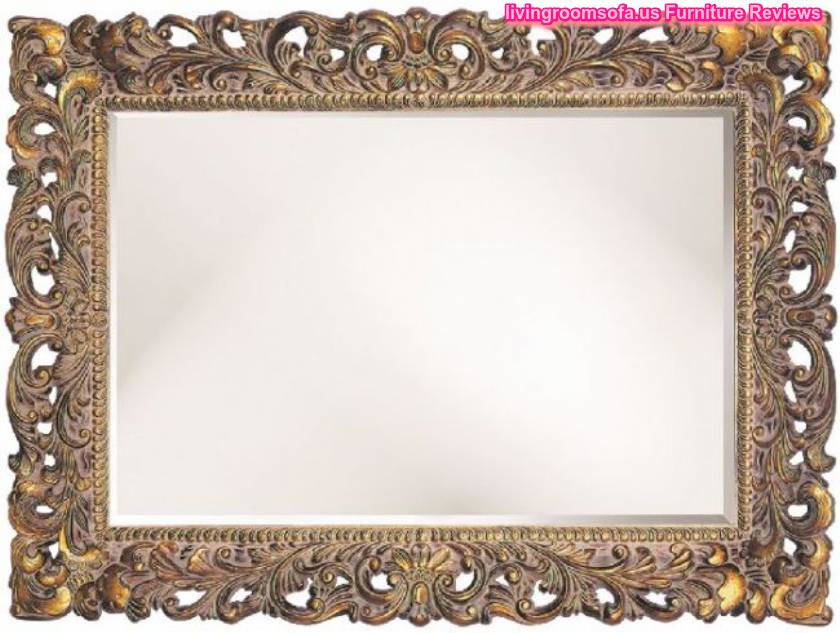 Photo d coration murale miroir for Decoration miroir