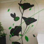 Décoration murale zone