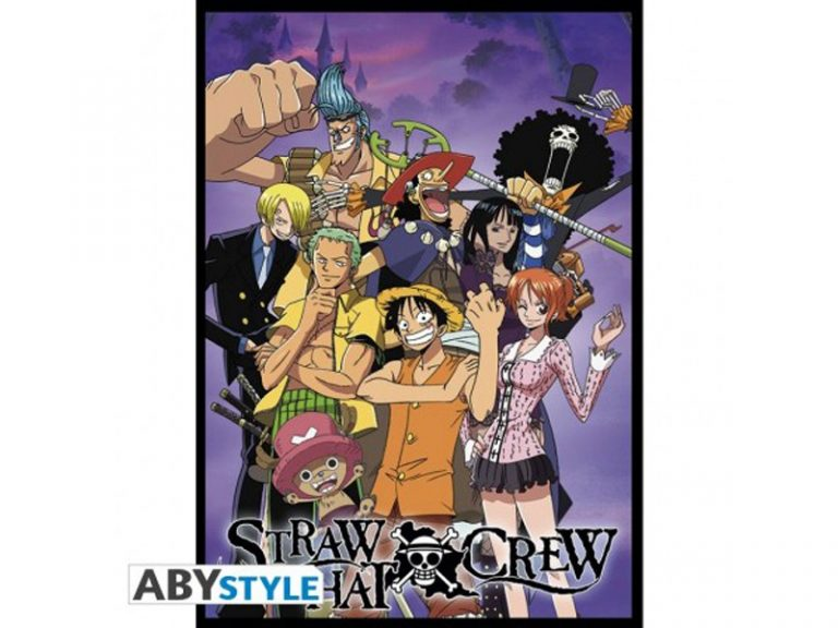 photo stickers muraux one piece