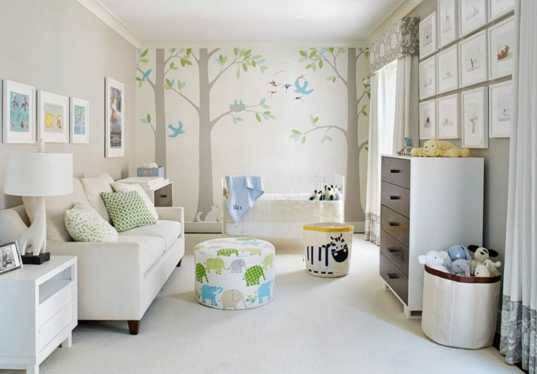 photo deco sticker chambre