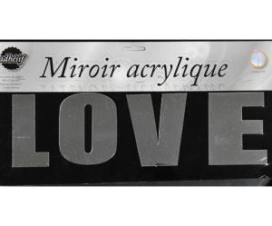 Deco sticker effet miroir