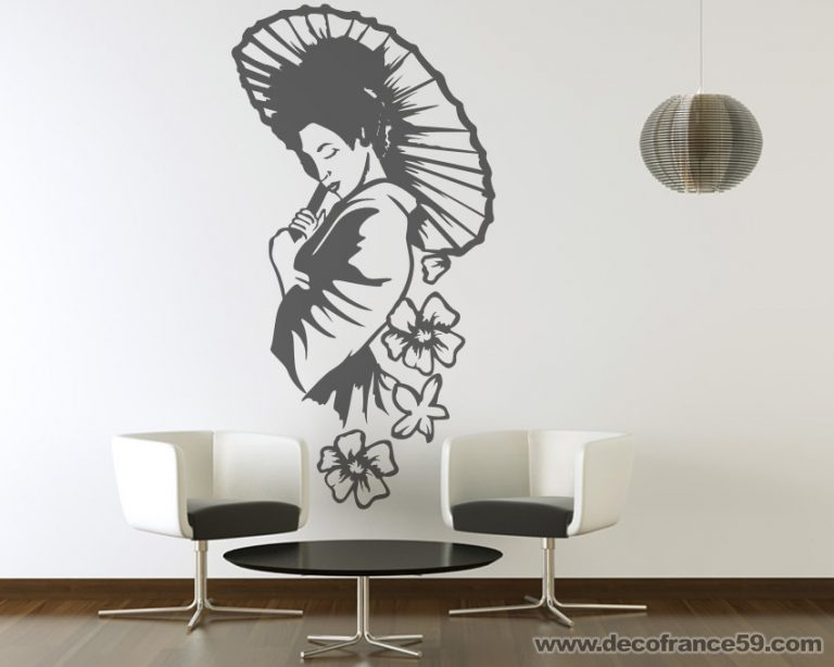 photo stickers deco japonais