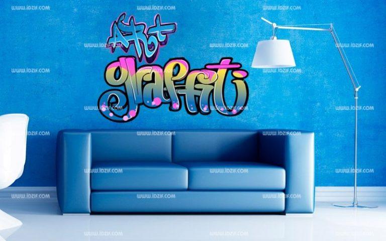 photo sticker deco graffiti
