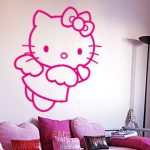 Sticker deco hello kitty