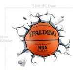 Stickers muraux basketball