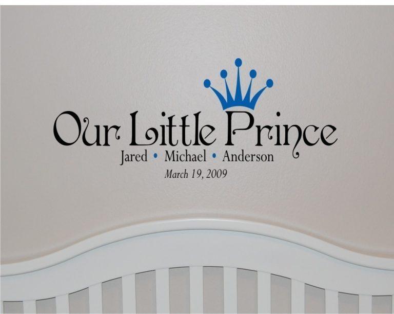 photo stickers muraux le petit prince