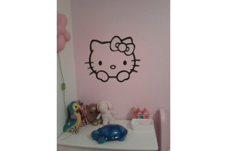 photo sticker deco hello kitty