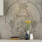 Stickers muraux zen