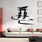 Deco stickers zen