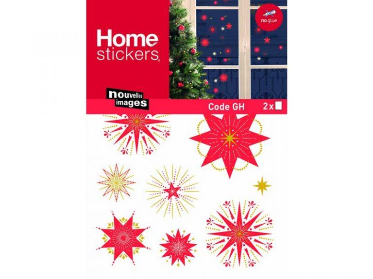 photo deco stickers etoile