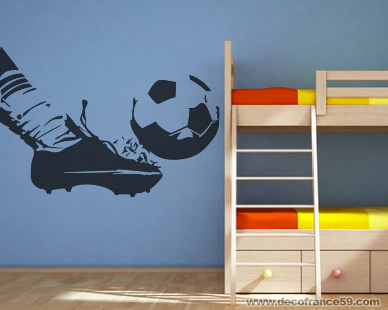 photo sticker deco football
