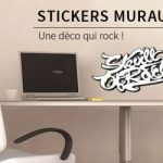 Stickers muraux ado