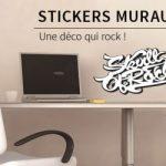 Stickers muraux ado