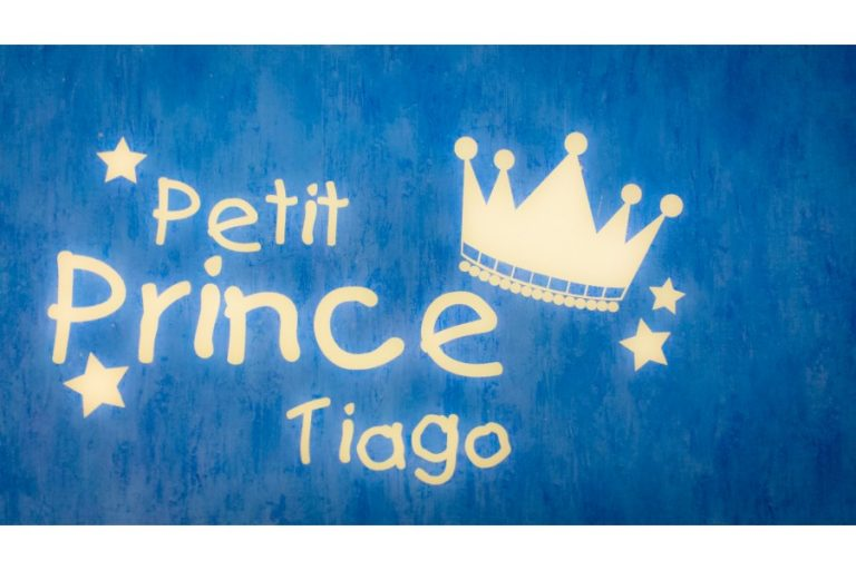 photo stickers muraux petit prince