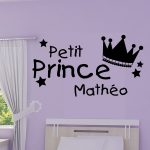 Stickers muraux petit prince
