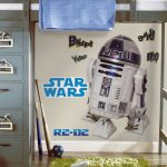 Stickers muraux star wars