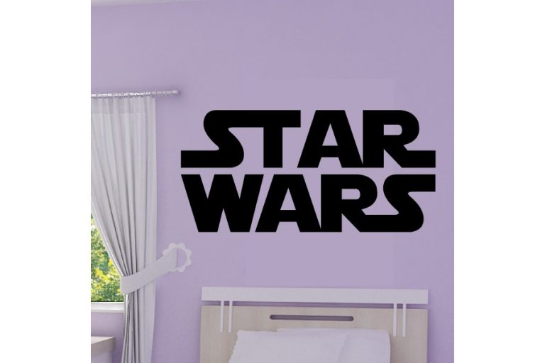 photo stickers muraux star wars