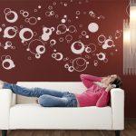 Stickers muraux wall art