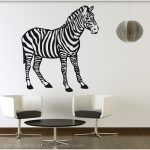 Stickers muraux zebre