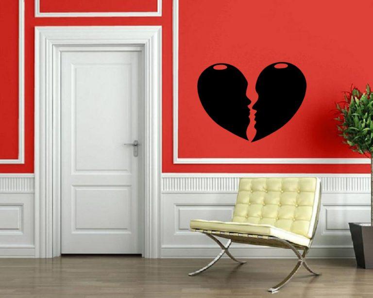 photo stickers muraux i love guadeloupe